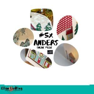 creatieve projecten in de #5xAnders inspiratie bundel van Ellen Liefting