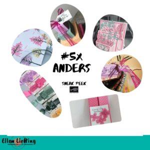 Creatieve inspiratie bundel #5xAnders met Stampin' Up! In Colors in de hoofdrol